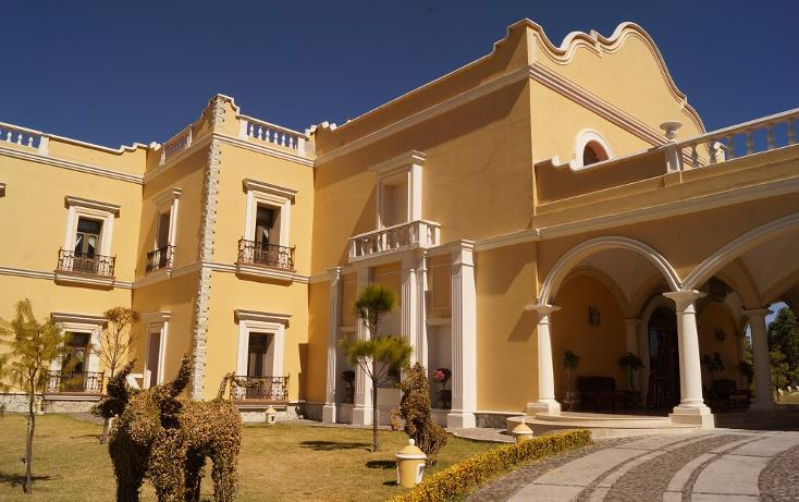 Foto de rancho en venta en  , la presa, villa victoria, méxico, 1418831 No. 01