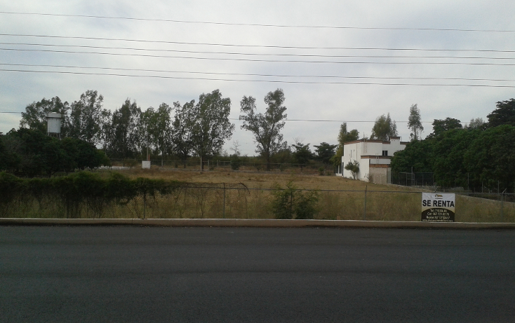 Foto de terreno comercial en renta en  , la presita, culiacán, sinaloa, 1851340 No. 01