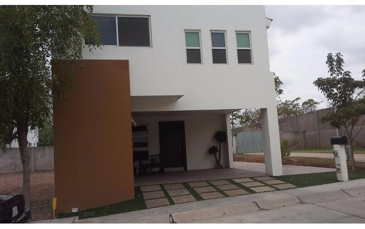 Foto de casa en venta en  , la primavera, culiacán, sinaloa, 1136531 No. 01