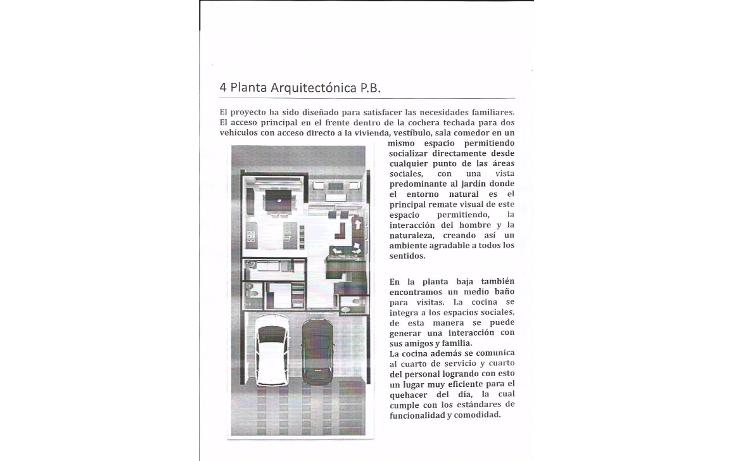 Foto de casa en venta en  , la primavera, culiacán, sinaloa, 1499619 No. 03