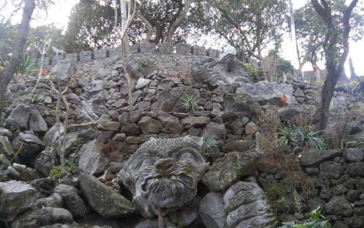 Foto de terreno habitacional en renta en, la primavera, tlalpan, df, 1588287 no 12