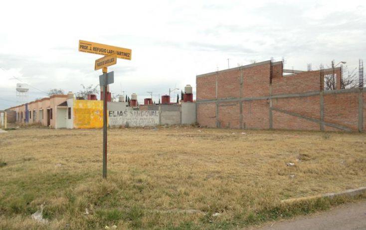 Foto de terreno habitacional en venta en, la providencia 1, san francisco de los romo, aguascalientes, 1782974 no 01