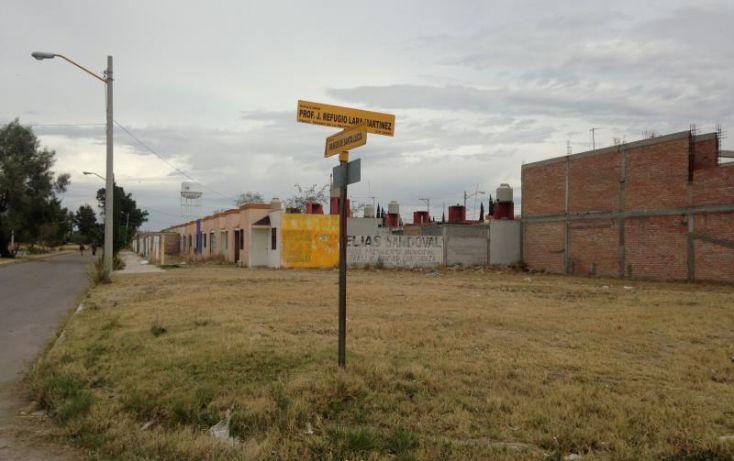 Foto de terreno habitacional en venta en, la providencia 1, san francisco de los romo, aguascalientes, 1782974 no 02