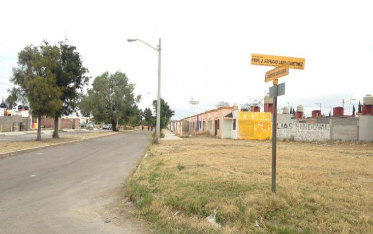 Foto de terreno habitacional en venta en, la providencia 1, san francisco de los romo, aguascalientes, 1782974 no 03