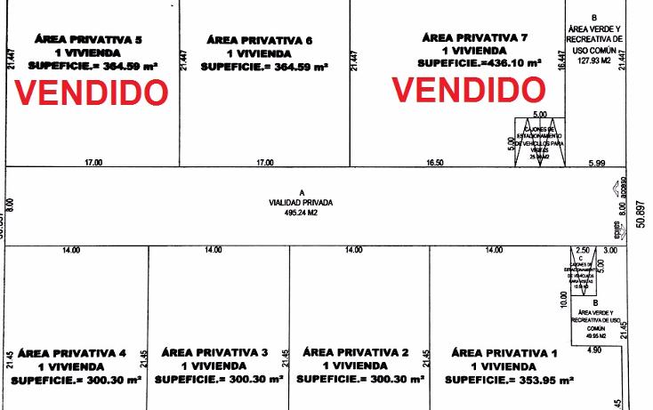 Foto de terreno habitacional en venta en  , la providencia, metepec, méxico, 1353375 No. 07