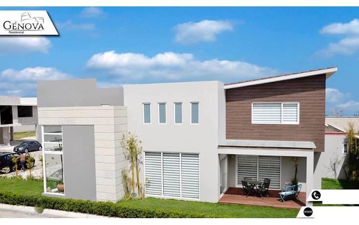 Foto de casa en venta en  , la providencia, metepec, m?xico, 1553714 No. 01