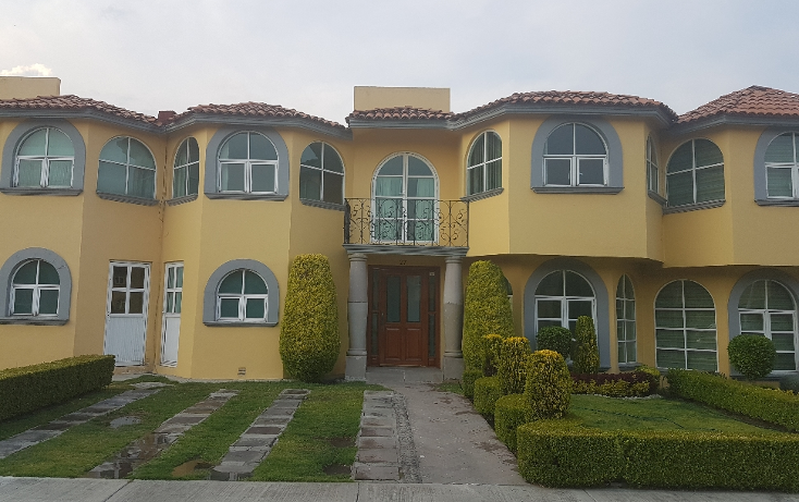 Foto de casa en renta en  , la providencia, metepec, méxico, 1869604 No. 01