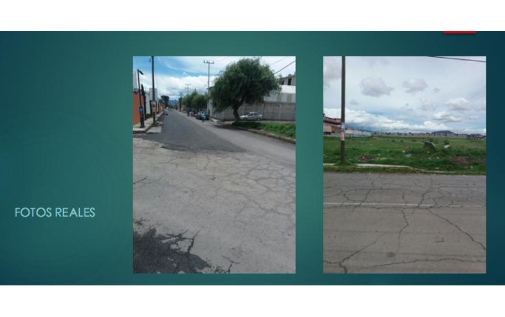 Foto de terreno comercial en venta en  , la providencia, metepec, m?xico, 1976456 No. 01