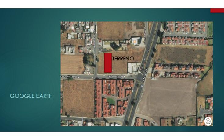 Foto de terreno comercial en venta en  , la providencia, metepec, m?xico, 1976456 No. 05
