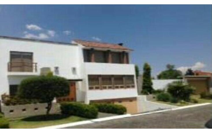 Foto de casa en venta en  , la providencia, metepec, m?xico, 2035940 No. 01