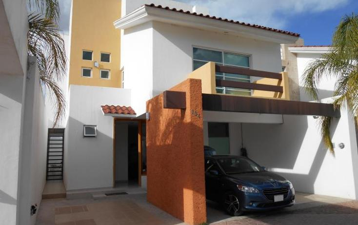 Foto de casa en renta en  , la punta campestre, aguascalientes, aguascalientes, 374440 No. 01