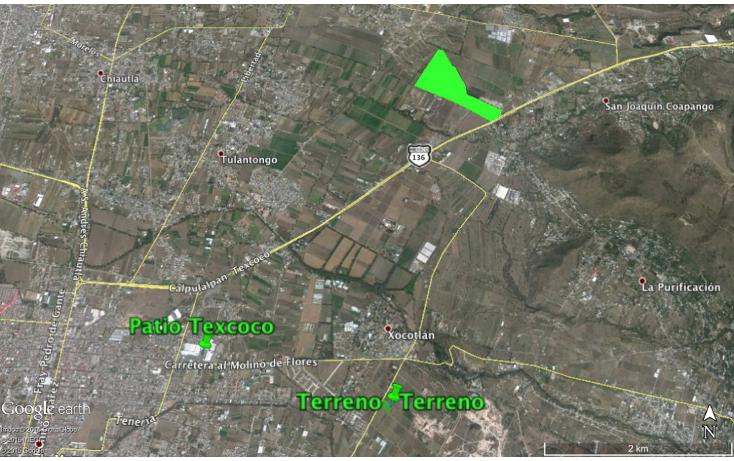 Foto de terreno comercial en venta en  , la purificación tepetitla, texcoco, méxico, 948041 No. 03