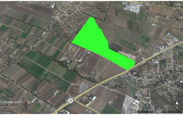 Foto de terreno comercial en venta en  , la purificación tepetitla, texcoco, méxico, 948041 No. 04