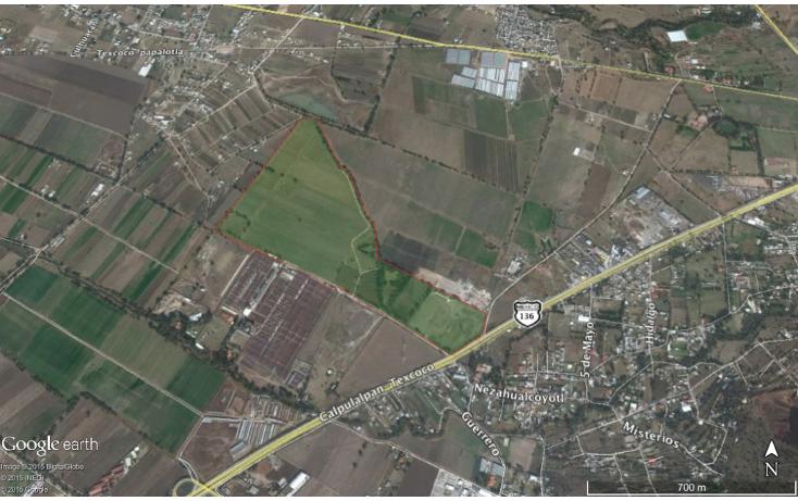 Foto de terreno comercial en venta en  , la purificación tepetitla, texcoco, méxico, 948041 No. 05