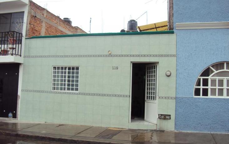 Foto de casa en venta en  , la pur?sima, aguascalientes, aguascalientes, 1540866 No. 01