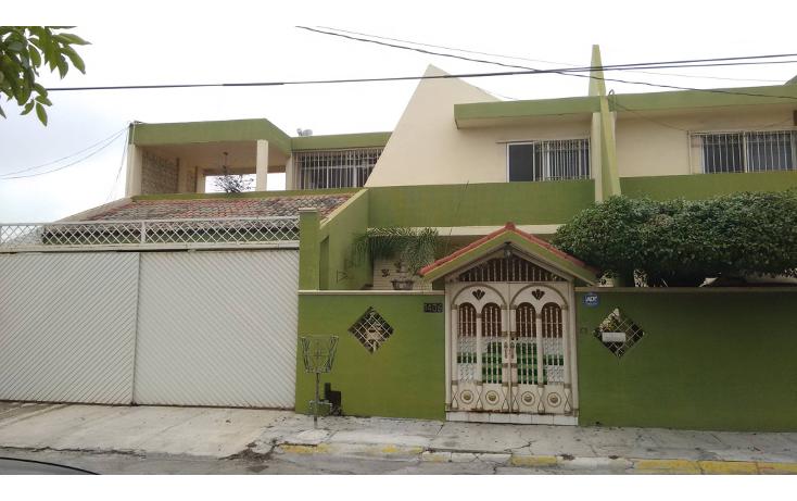 Foto de casa en venta en  , la pur?sima, guadalupe, nuevo le?n, 1066059 No. 01