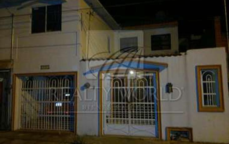Foto de casa en venta en  , la purísima, guadalupe, nuevo león, 1279443 No. 01