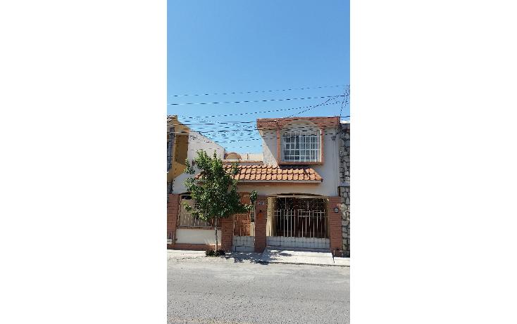 Foto de casa en venta en  , la pur?sima, guadalupe, nuevo le?n, 1555572 No. 01