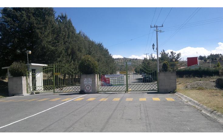 Foto de terreno habitacional en venta en  , la purísima, ixtlahuaca, méxico, 1086665 No. 01