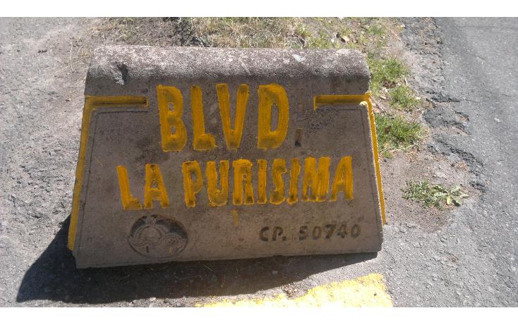 Foto de terreno habitacional en venta en  , la purísima, ixtlahuaca, méxico, 1086665 No. 02