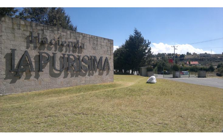 Foto de terreno habitacional en venta en  , la pur?sima, ixtlahuaca, m?xico, 1144399 No. 02