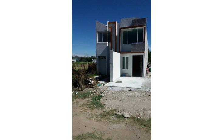 Foto de casa en venta en  , la pur?sima, san mart?n texmelucan, puebla, 1631730 No. 01