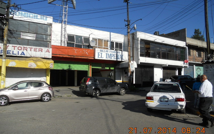 Foto de local en venta en  , la quebrada centro, cuautitl?n izcalli, m?xico, 1405343 No. 06