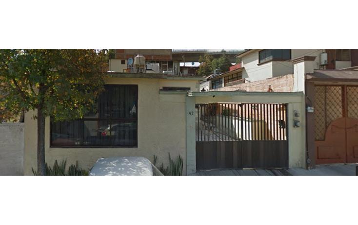Foto de casa en venta en  , la quebrada centro, cuautitl?n izcalli, m?xico, 1446641 No. 01