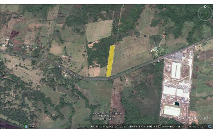 Foto de terreno comercial en venta en  , la quebradora, cuitláhuac, veracruz de ignacio de la llave, 1070315 No. 02