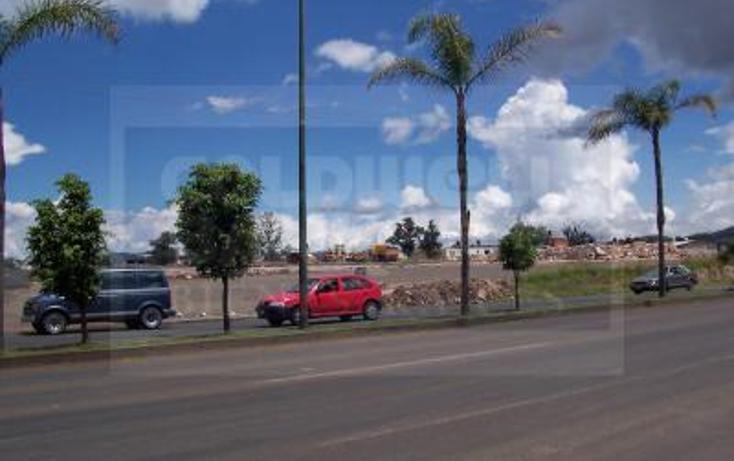 Foto de terreno habitacional en venta en  1, la quemada, morelia, michoacán de ocampo, 218619 No. 03