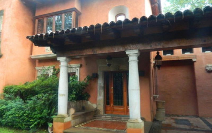 Foto de casa en venta en, la querenda, pátzcuaro, michoacán de ocampo, 810141 no 01