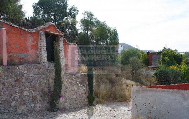 Foto de terreno habitacional en venta en la quinta ojo de agua, san miguel de allende centro, san miguel de allende, guanajuato, 344896 no 06