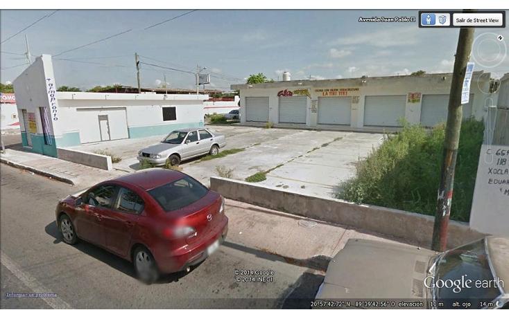 Foto de local en venta en  , la reja, mérida, yucatán, 1293585 No. 02