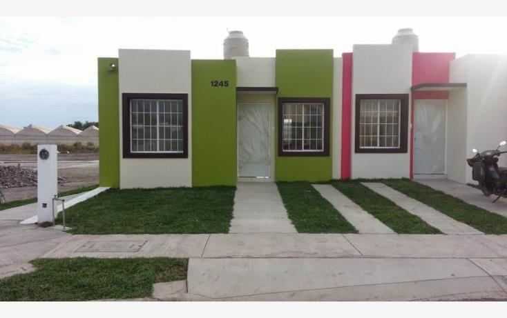 Foto de casa en venta en  , la reserva, villa de ?lvarez, colima, 852127 No. 01