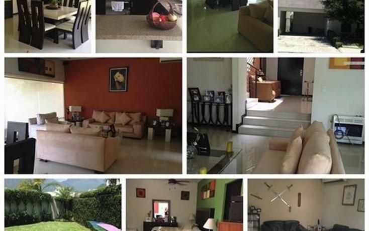 Foto de casa en venta en  , la rioja privada residencial 1era. etapa, monterrey, nuevo le?n, 2001774 No. 01