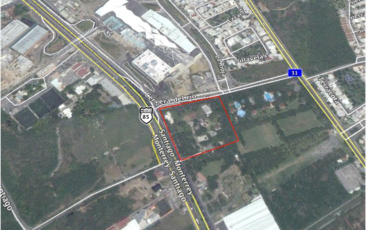 Foto de terreno comercial en venta en  , la rioja privada residencial 1era. etapa, monterrey, nuevo le?n, 2027402 No. 01