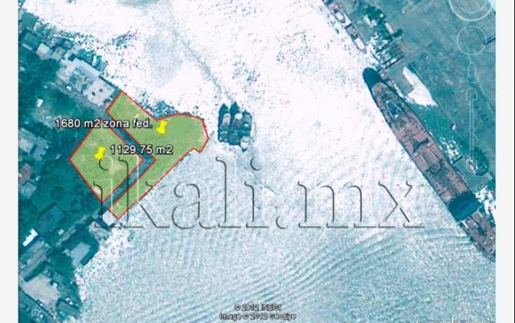 Foto de terreno habitacional en venta en la rivera del pescador 1, el paraíso, tuxpan, veracruz, 571750 no 01