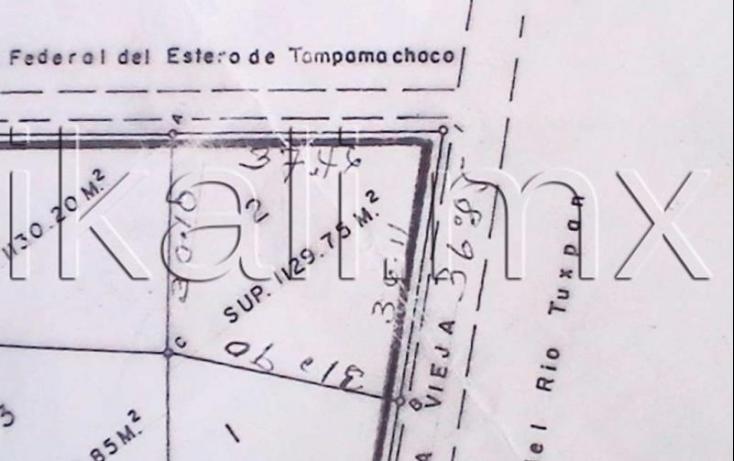 Foto de terreno habitacional en venta en la rivera del pescador 1, el paraíso, tuxpan, veracruz, 571750 no 11