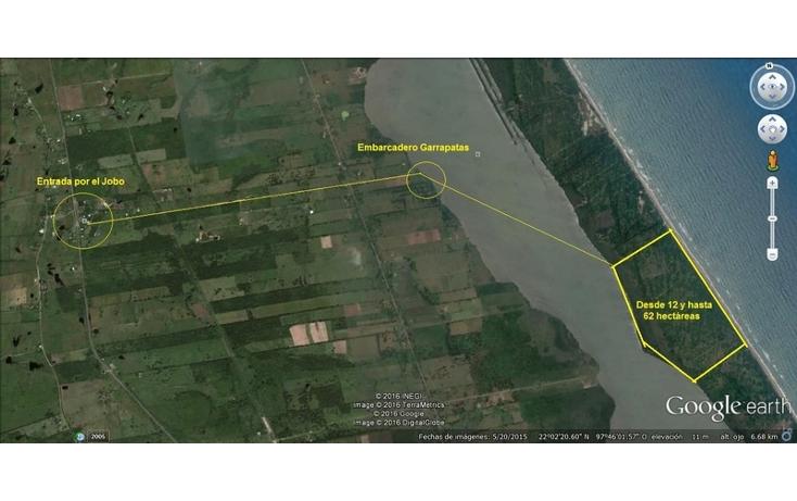 Foto de terreno habitacional en venta en  , la rivera, tampico alto, veracruz de ignacio de la llave, 1680244 No. 03