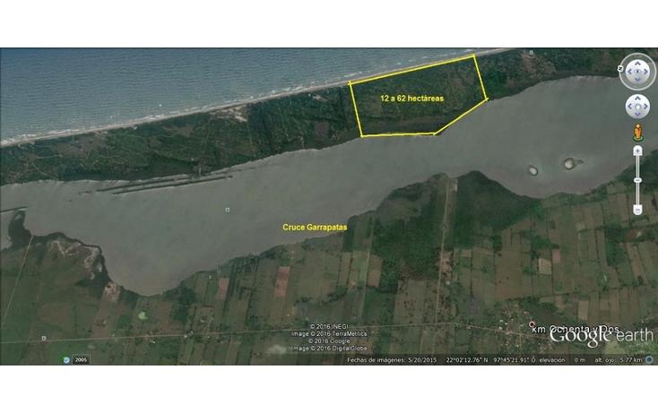 Foto de terreno habitacional en venta en  , la rivera, tampico alto, veracruz de ignacio de la llave, 1680244 No. 04