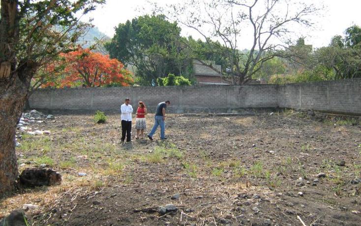 Foto de terreno habitacional en venta en  , la rivera, temixco, morelos, 1350351 No. 03