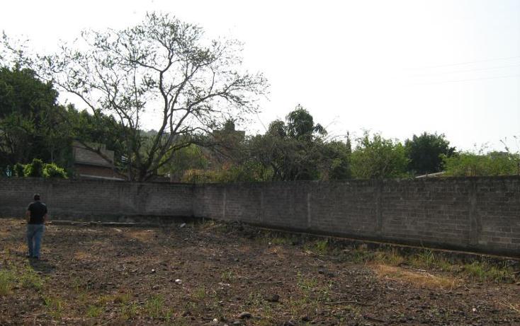 Foto de terreno habitacional en venta en  , la rivera, temixco, morelos, 1350351 No. 04