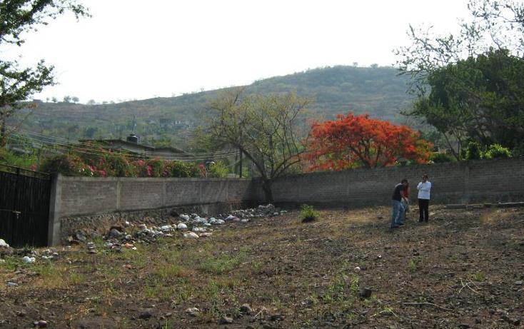 Foto de terreno habitacional en venta en  , la rivera, temixco, morelos, 1350351 No. 05
