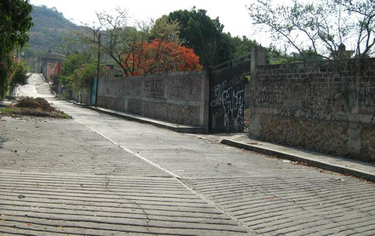 Foto de terreno habitacional en venta en  , la rivera, temixco, morelos, 1350351 No. 06