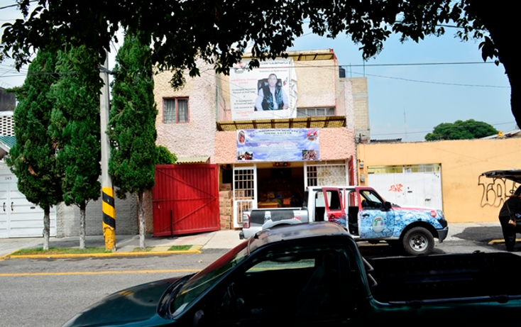 Foto de edificio en venta en  , la romana, tlalnepantla de baz, méxico, 1132427 No. 02