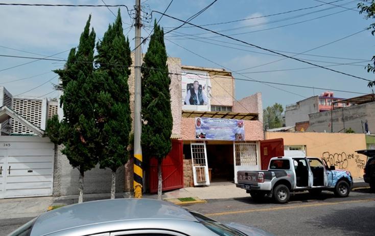 Foto de edificio en venta en  , la romana, tlalnepantla de baz, méxico, 1132427 No. 03
