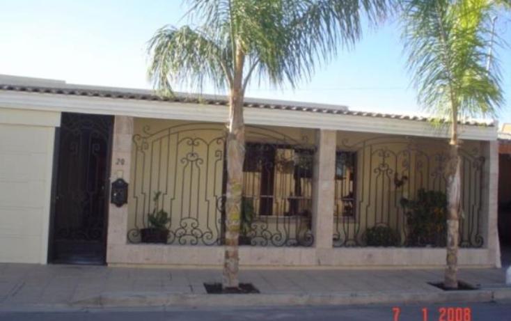Foto de casa en venta en  , la rosita, torre?n, coahuila de zaragoza, 1537064 No. 01