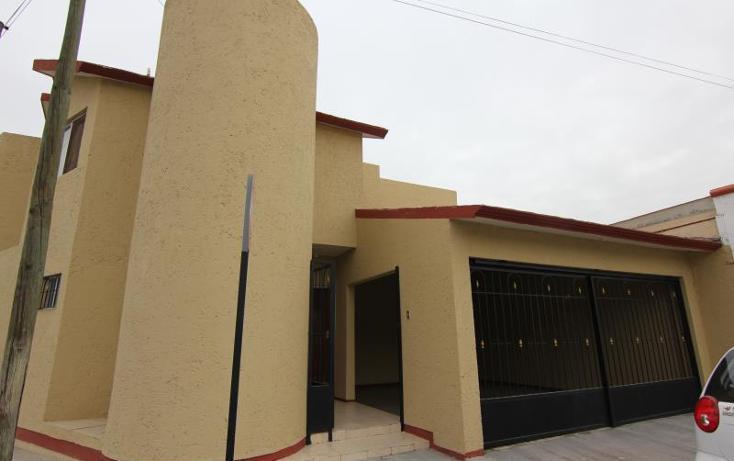 Foto de casa en venta en  , la rosita, torreón, coahuila de zaragoza, 834433 No. 01