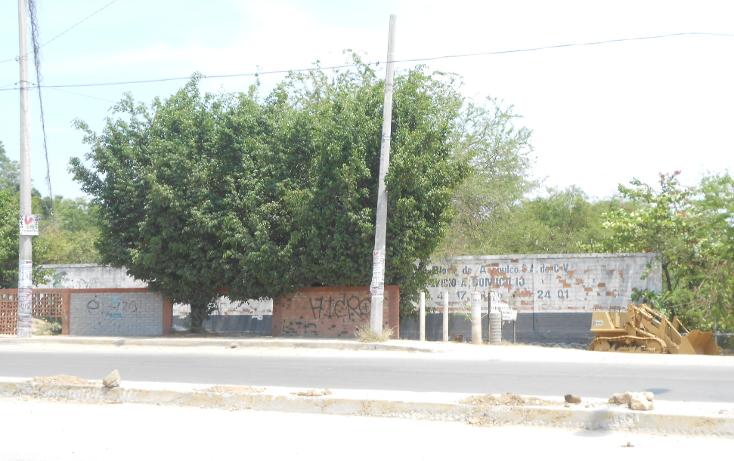 Foto de terreno comercial en venta en  , la sabana, acapulco de juárez, guerrero, 1070973 No. 01