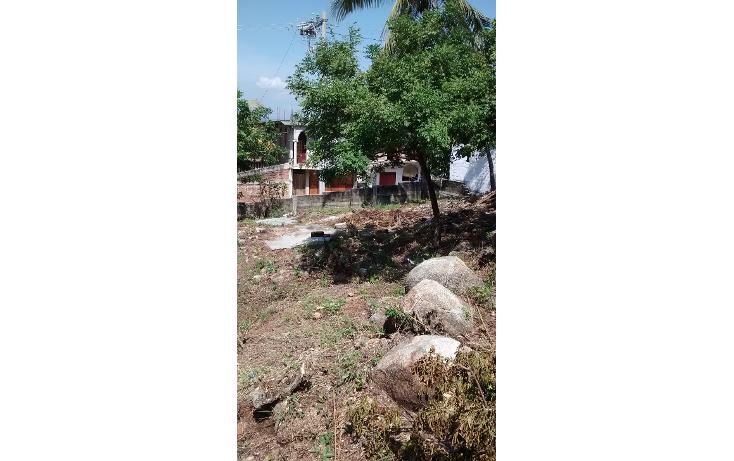 Foto de terreno habitacional en venta en  , la sabana, acapulco de ju?rez, guerrero, 1550086 No. 01